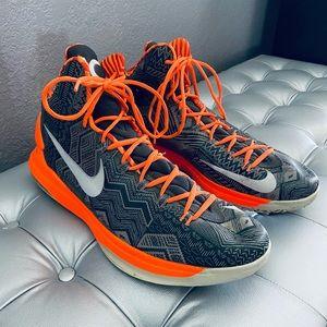 Nike Zoom KD 5 Gray Orange - Black History Month